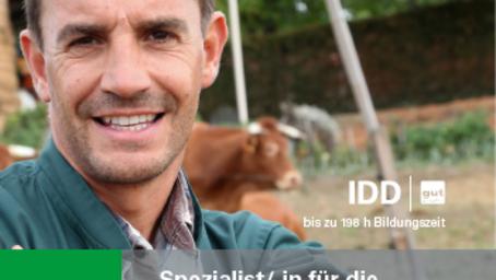 neuer Start Spezialist/-in für die Versicherung landwirtschaftlicher Risiken (DVA)