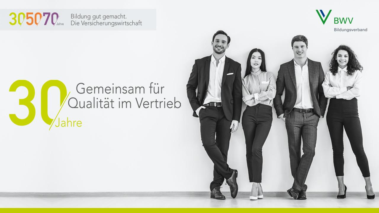 BWV feiert Branchenleistung: 30 Jahre gemeinsam für Qualität im Vertrieb